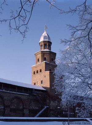 Башня Кокуй – самая высокая башня Новгородского кремля. Фото: novgorod1150.ru
