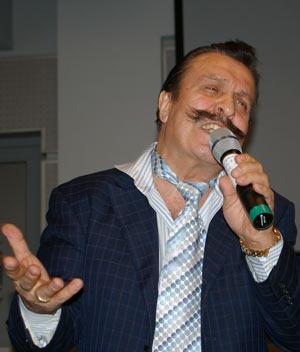 Широко известный автор-исполнитель шансона Вилли Токарев. Фото: Наталья Леонова/Великая Эпоха