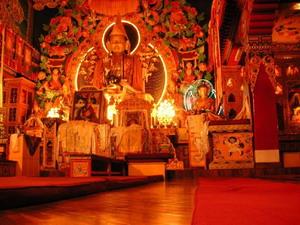 Гомпа в Копан монастыре. Фото: turizm.ru