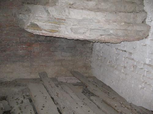 Экспозиция в раскопанном в 1990-е годы подземном этаже Невской куртины. Фото: Татьяна Серебрякова /Великая Эпоха