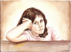 Рисунок Лизы Ворониной, Великая Эпоха