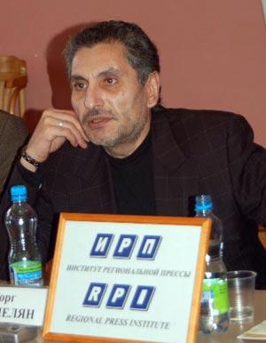Политолог Георг Габриелян. Фото: Ирина Оширова/Великая Эпоха