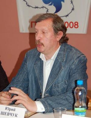 Глава петербургского отделения Зеленого креста Юрий Шевчук. Фото: Ирина Оширова/Великая Эпоха