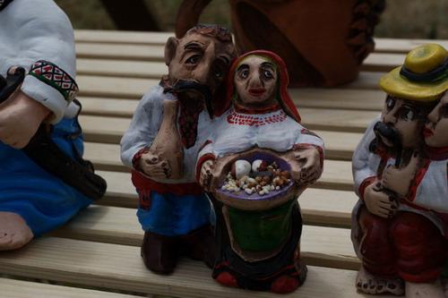 Фестиваль древней Трипольской культуры прошел в Украине. Фото: Антон Поднебесный/Великая Эпоха