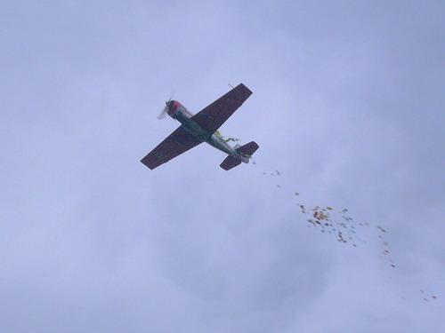 В небе над Пятигорском. Фото: Елена Захарова/Великая Эпоха