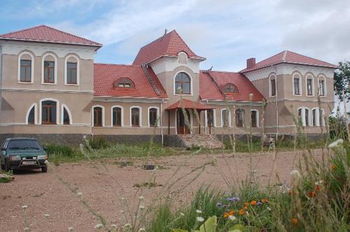 Новая школа-интернат. Фото: Ирина Оширова/Великая Эпоха