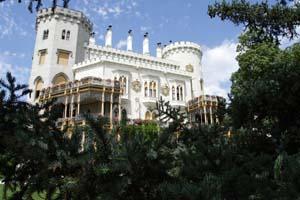 Замок Глубока,Чехия./Лора Ларсиа,Великая Эпоха