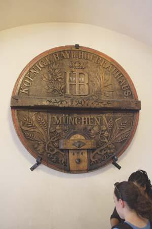 Пивная Хофбрейхауз, Мюнхен, Фото:Лора Ларсиа/Великая Эпоха