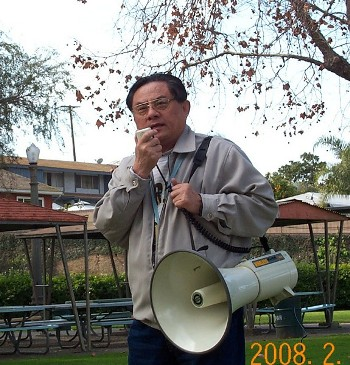 У Фань, главный редактора журнала «China Affairs». Фото: Великая Эпоха