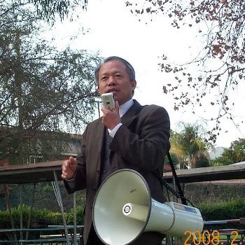 Лю Иньчуань, председатель Социал-демократической партии Китая. Фото: Великая Эпоха