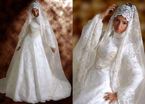 Фото арабских свадебных платьев