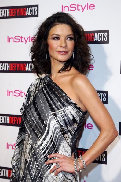 Актриса Кэтрин Зета-Джонс / Catherine Zeta-Jones посетила премьеру фильма
