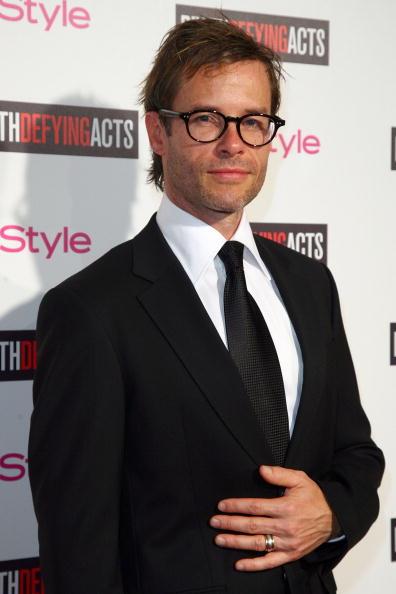 Актёр Гай Пирс/ Guy Pearce посетил премьеру фильма