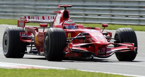 Чемпионат мира по автогонкам Формулы-1 на Гран-При Турции. Фото:HUSEYIN CAGLAR/AFP/Getty Images
