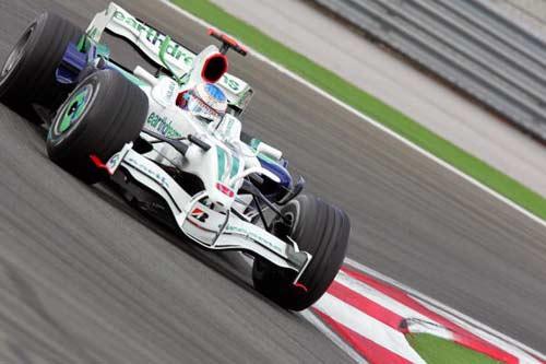Чемпионат мира по автогонкам Формулы-1 на Гран-При Турции. Фото: HUSEYIN CAGLAR/AFP/Getty Images