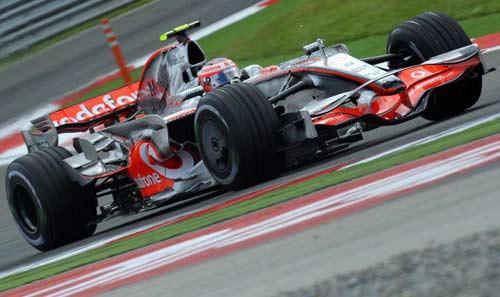 Чемпионат мира по автогонкам Формулы-1 на Гран-При Турции. Фото: BERTRAND GUAY/AFP/Getty Images