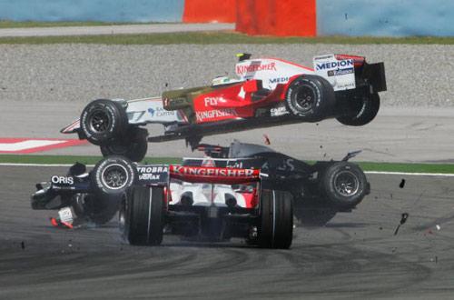 Чемпионат мира по автогонкам Формулы-1 на Гран-При Турции. Фото: Vladimir Rys/Bongarts/Getty Images