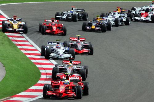 Чемпионат мира по автогонкам Формулы-1 на Гран-При Турции. Фото:Vladimir Rys/Bongarts/Getty Images