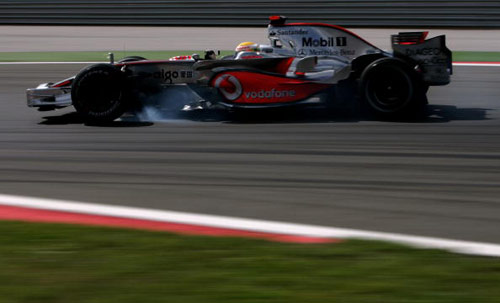 Чемпионат мира по автогонкам Формулы-1 на Гран-При Турции. Фото: Vladimir Rys/Getty Images