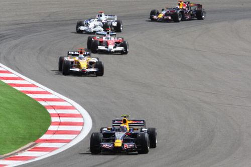 Чемпионат мира по автогонкам Формулы-1 на Гран-При Турции. Фото: Clive Mason/Getty Images