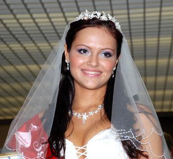 Светлана Панасенко – «Золотая невеста России – 2007». Фото: Юлия Цигун/Великая Эпоха