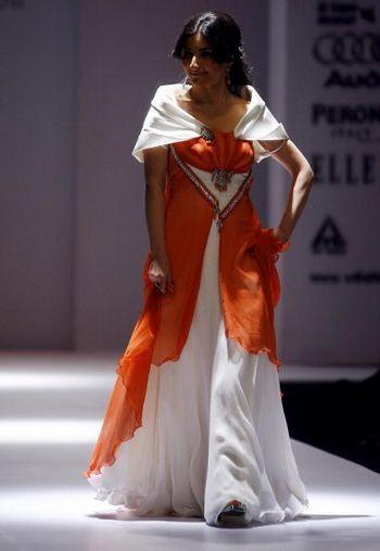Индийская неделя моды. фото: Getty Images