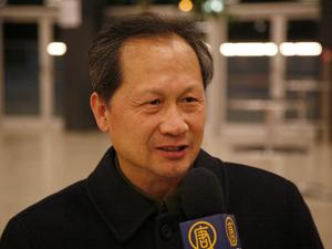 Врач китайской медицины д-р Ян в Вене. Фото: Ян Якилек /Великая Эпоха