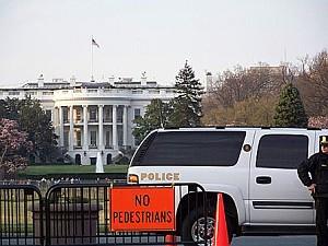 Южная галерея Белого дома; не проходите мимо. Фото: Энни Пилзберри/Великая Эпоха (The Epoch Times)