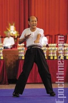 Ло Мань Кам, мастер Вин-чун Кун-фу. Фото представлено Лянь Ли специально для «Великой Эпохи»