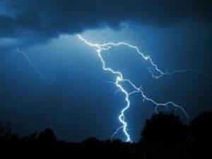 Молнию научились вызывать с помощью лазера. Фото с сайта zhelezyaka.com