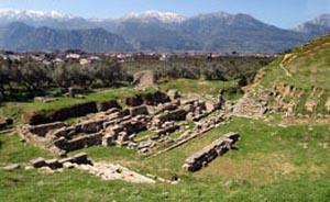 В Греции обнаружено древнее захоронение. Фото: www.world-greece.ru