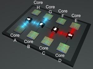 IBM разработала самый маленький в мире нанофотонный коммутатор. Фото с сайта zhelezyaka.com