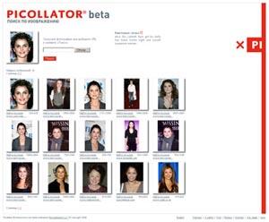 Новая система мультимедийного поиска Picollator.ru. Страница с сайта Picollator.ru