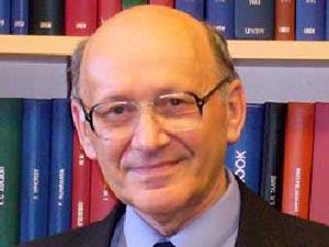 Михал Хеллер. Фото с сайта Темплтоновской премии