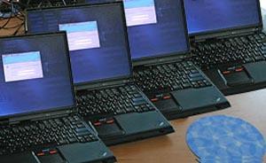 Российские ученые создали аккумуляторы для ноутбуков на 10 часов работы. Фото: РИА Новости