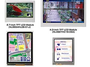 Заменитель видео высокой четкости от NEC. Фото: NEC
