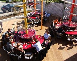 Открыт ресторан с автоматизированной системой заказа. Фото с сайта mobbit.info