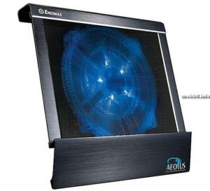 Охлаждающаяся подставка для ноутбука от Enermax. Фото с сайта mobbit.info