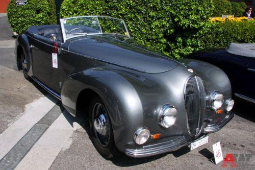 Delahaye 135 M Cabriolet Graber (1948). Фото: autoweek.ru