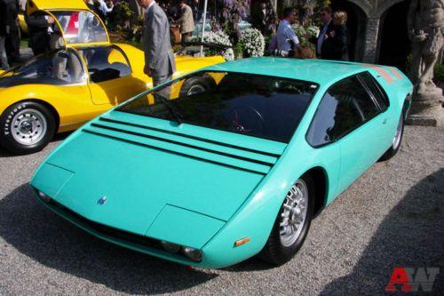 Bizzarrini P 538 Manta Coupe Ital Design (1968). Фото: autoweek.ru