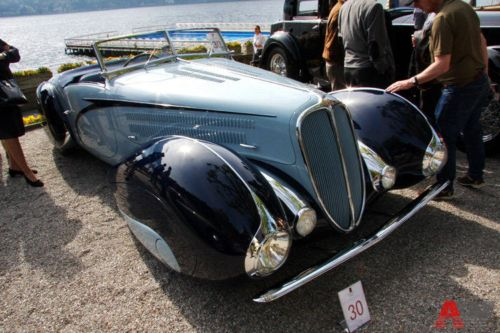 Delahaye 135 M 2-seater roadster Figoni & Falaschi (1937). Фото: autoweek.ru