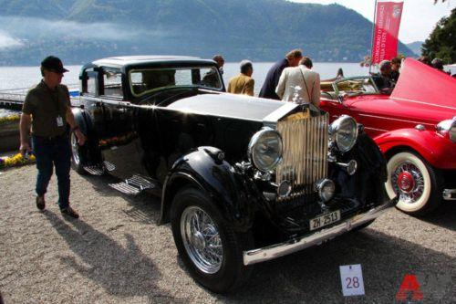 Rolls-Royce Phantom III Sport Saloon Barker (1937). Фото: autoweek.ru
