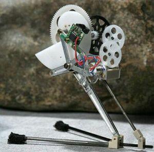 Робот-кузнечик. Фото с сайта 3dnews.ru