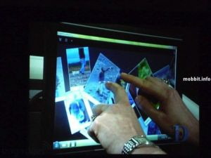 Официально представлена Windows 7 с поддержкой multi-touch. Фото с сайта mobbit.info