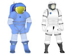 В НАСА представили проекты будущих космических костюмов. Фото с сайта cybersecurity.ru