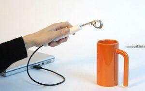 Кипятильник, работающий от USB. Фото с сайта mobbit.info