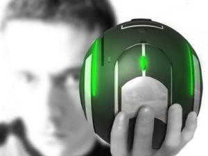 Шаровой компьютер - E-Ball. Фото с сайта onegadget.ru