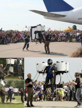 На всех кадрах пилота страхуют помощники. О реальной устойчивости и управляемости новинки пока судить рано. Фото: http://flickr.com/photos/DSchrubbe, Morry Gash/AP, International Herald Tribune, а также tvnz.co.nz