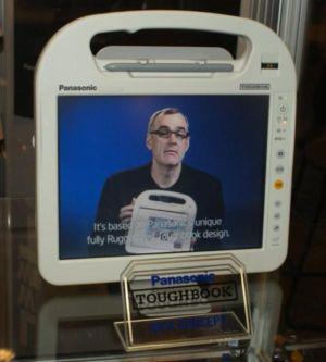 Panasonic показала прототип мобильного медицинского помощника. Фото с сайта 3dnews.ru