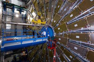 Большой адронный коллайдер. Фото: CERN